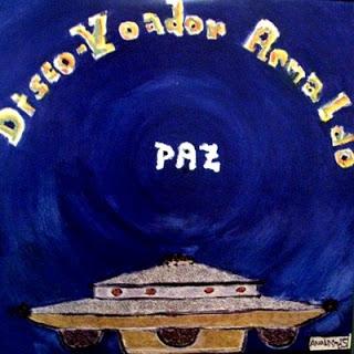 Arnaldo - disco voador 1987
