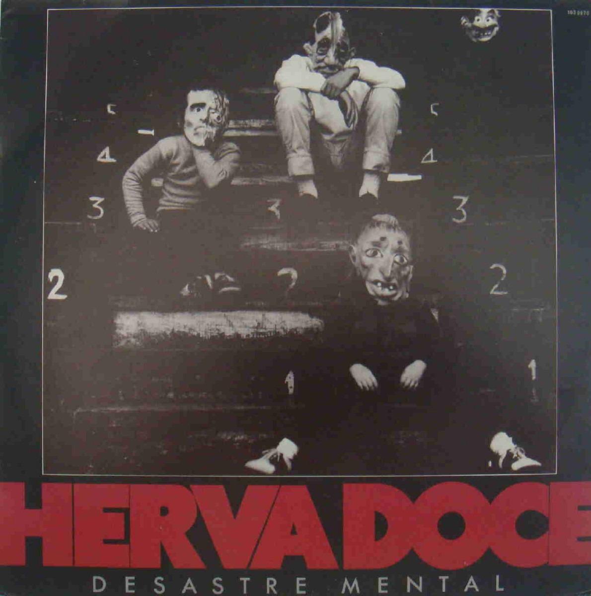 Hard Rock brazuca: Desastre Mental