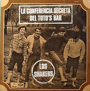 LOS SHAKERS La Conferencia Toto`s bar-