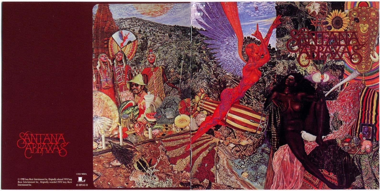Santana - Abraxas (cover)