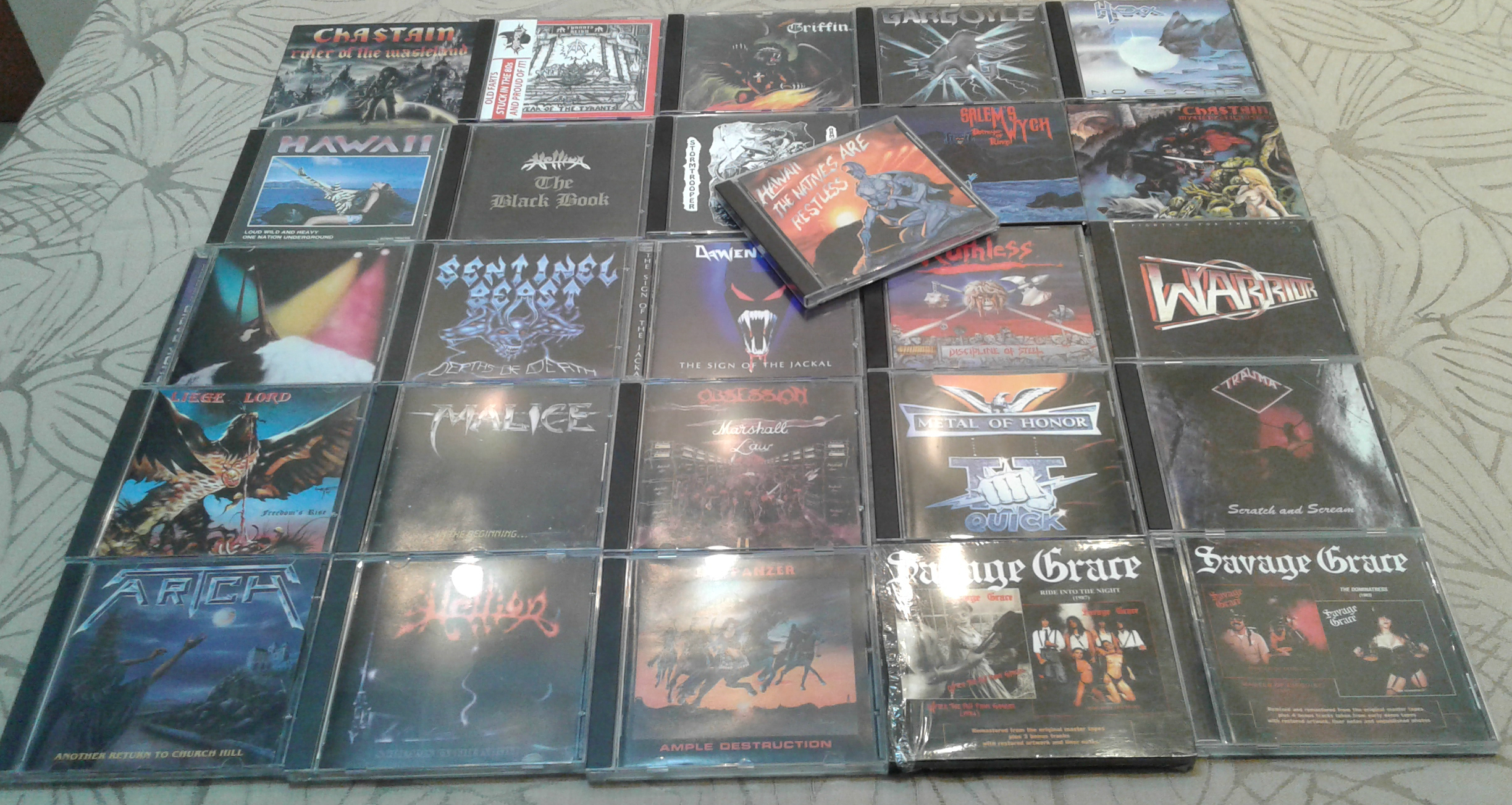 US Power Metal