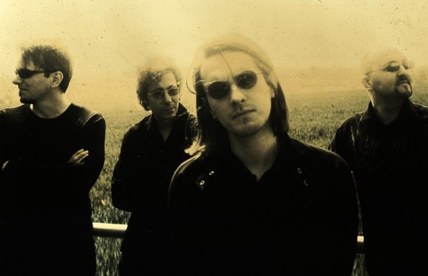 Porcupine Tree: Gavin Harrison, Richard Barbieri, Steven Wilson e Colin Edwin